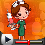 G4K Placid Nurse Escape G…