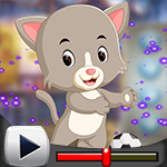 G4K Playing Cat Escape Ga…