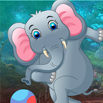G4K Playing Elephant Resc…