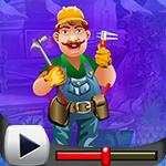 G4K Plumber Man Rescue Game Walkthrough