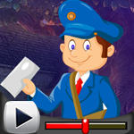 G4K Postman Rescue Game Walkthrough