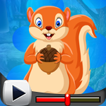 G4K Pretty Squirrel Escape Game Walkthrough