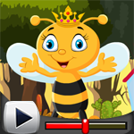 G4K Queen Bee Rescue Game Walkthrough