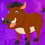 G4K Quiet Wild Boar Escap…