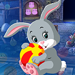 G4K Rabbit Escape With Ball Game
