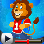 G4K Racer Lion Escape Game Walkthrough