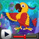 G4K Red Parrot Escape Game Walkthrough