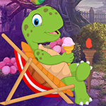 G4K Relaxation Tortoise Escape Game