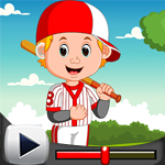 G4K Rescue The Softball Player Game Walkthrough