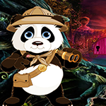 G4K Safari Panda Escape G…
