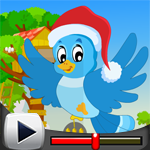 G4K Santa Bird Rescue Game Walkthrough