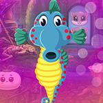 G4K Seahorse Escape Game
