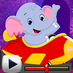 G4K Sedate Elephant Cub Escape Game Walkthrough