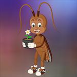G4K Sensible Cockroach Escape Game
