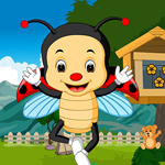 G4K Shell Lady Beetle Rescue Game
