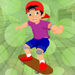G4K Skater Boy Escape Gam…