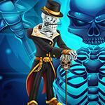 G4K Skeleton King Escape Game