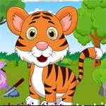 Smart Tiger Cub Rescue
