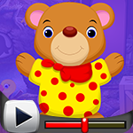 G4K Smiling Face Bear Esc…