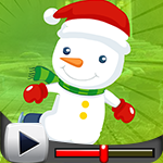 G4K Snowman Escape Game W…