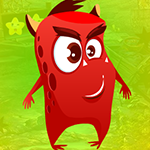 G4K Spooky Red Creature E…