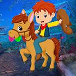 G4K Stillness Horse Rider…