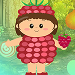 G4K Strawberry Girl Escape Game
