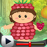 G4K Strawberry Girl Escap…