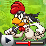 G4K Sword Rooster Escape …