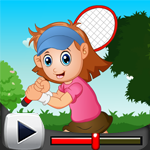 G4K Tennis Player Rescue Game Walkthrough