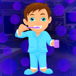 G4K Tooth Brushing Boy Es…