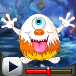G4K Ugly Decrepit Creature Escape Game Walkthrough