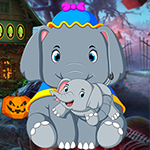 G4K Unruffled Elephant Escape Game