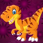 G4K Velociraptor Dinosaur Escape Game