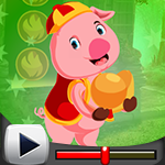 G4K Winner Pig Escape Gam…