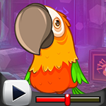 G4K Winsome Parrot Escape Game Walkthrough