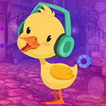 G4K Yellow Chick Escape Game