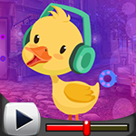 G4K Yellow Chick Escape G…