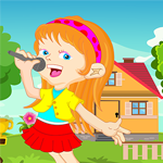 G4K Young Singer Girl Rescue Game
