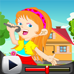 G4K Young Singer Girl Rescue Game Walkthrough