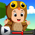 G4K jolly owl Rescue Game…