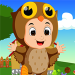 G4K jolly owl Rescue Game