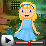G4K Chirpy Girl Rescue Game Walkthrough
