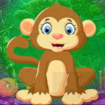 G4k Leap Monkey Escape Game