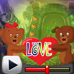 G4K Love Bears Rescue Game Walkthrough