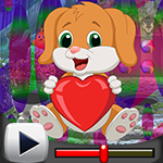 G4k Adorable Puppy Escape Game Walkthrough