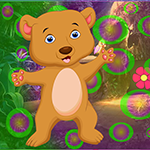 G4k Aged Bear Rescue Game