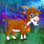 G4k Alpine Goat Rescue Game