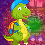 G4k Baby Dino Escape Game