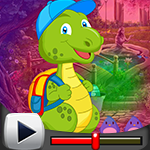G4k Baby Dino Escape Game…